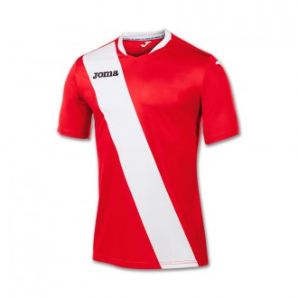Jersey  Joma SS Monarcas Red-White