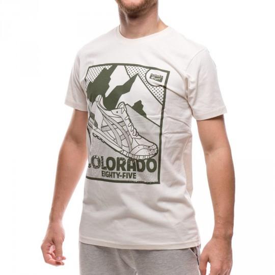 Camiseta  Onitsuka Tiger Colorado 85 Off white