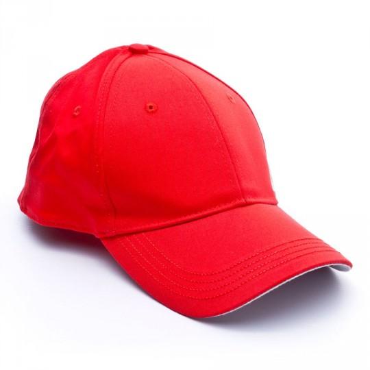 Gorra  Le coq sportif Classique Corporate Original rouge
