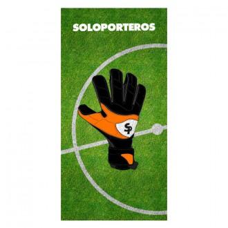 Toalha  SP Microfibra Guante Pantera Hardground 40x80cm
