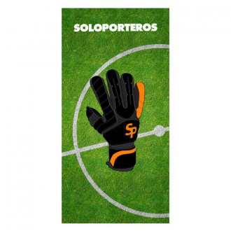 Toalha  SP Microfibra Guante No Goal Hardground 40x80cm