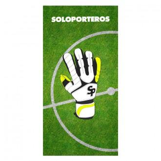 Toalha  SP Microfibra Guante No Goal Iconic 40x80cm