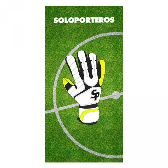 Toalha  SP Microfibra Guante No Goal Iconic 40x80cm