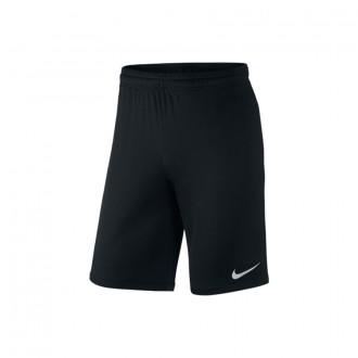 Pantalón corto  Nike Academy Longer Knit 2 Black