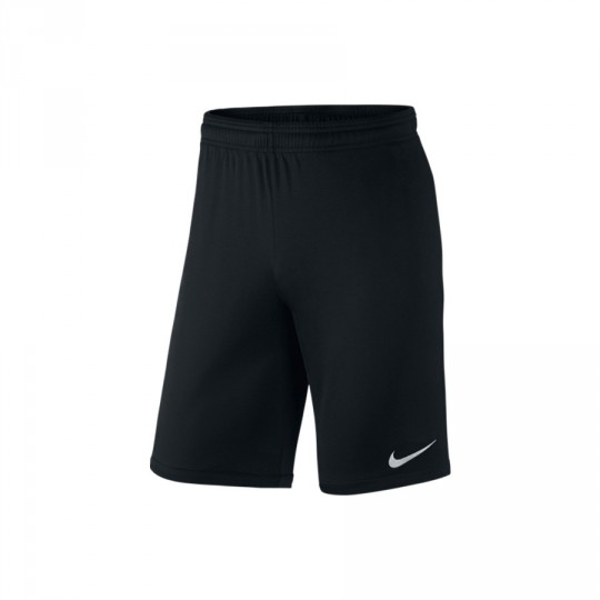 Pantalón corto  Nike Academy Longer Knit 2 Black