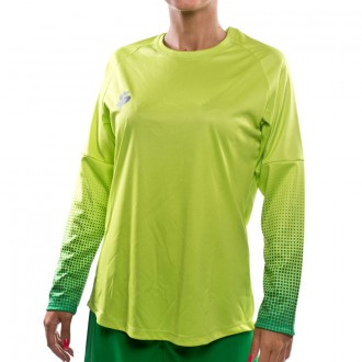 Jersey  SP Fútbol Woman Brasileiro Long-sleeved Green