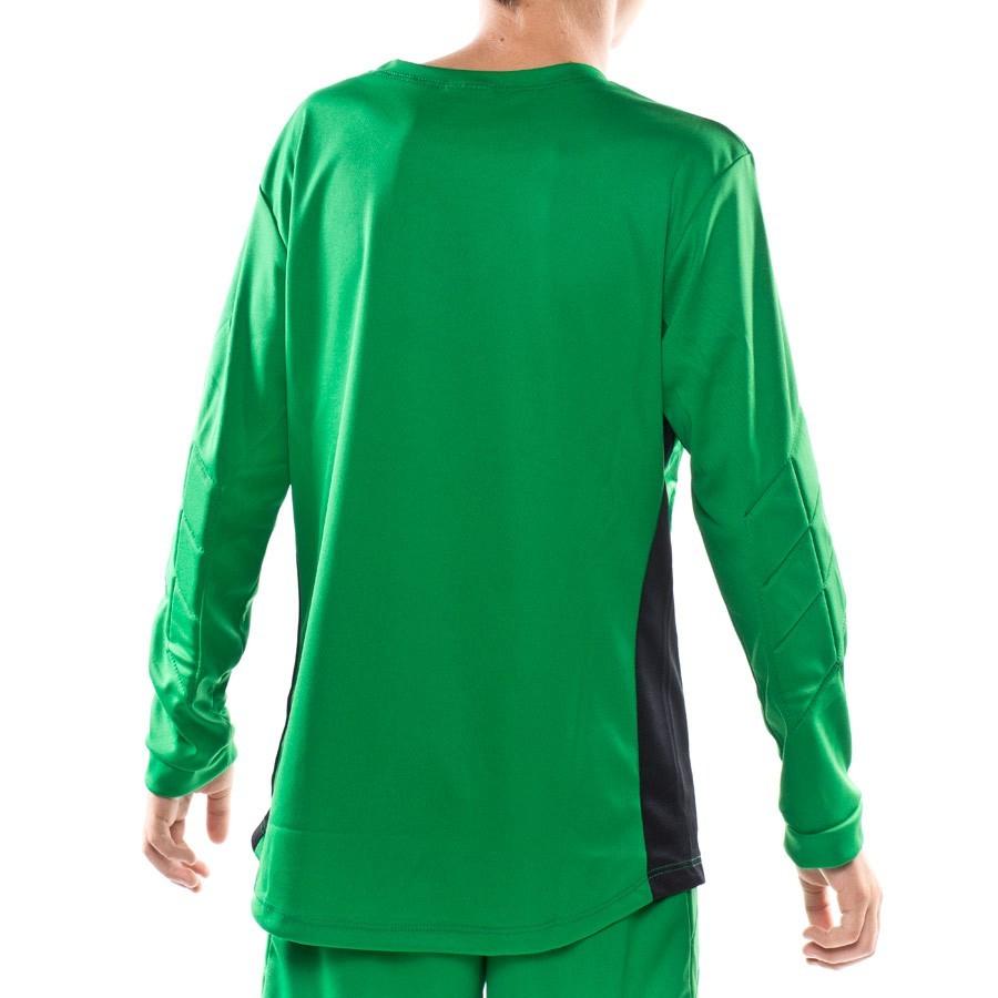 Camiseta SP Wind Manga Larga Niño Verde - Soloporteros es ahora ... ef6135c3b3ee8