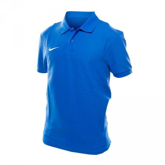 Polo  Nike Campus Core Royal blue