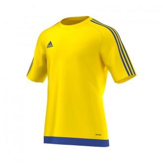 Jersey  adidas Estro 15 SS Yellow