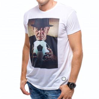 Camiseta  US360º Old Man Blanca