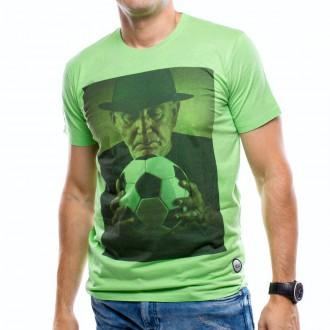 Camiseta  US360º Old Man Verde
