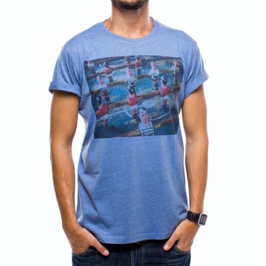 Camiseta  US360º Futbolin Azul