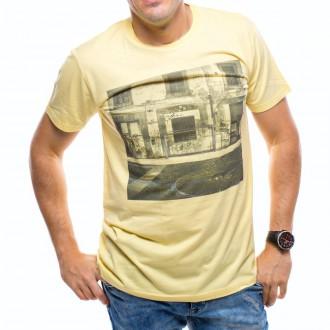 Camiseta  US360º Napoles Amarillo