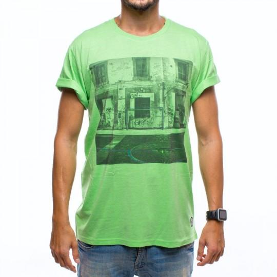 Camiseta  US360º Napoles Verde