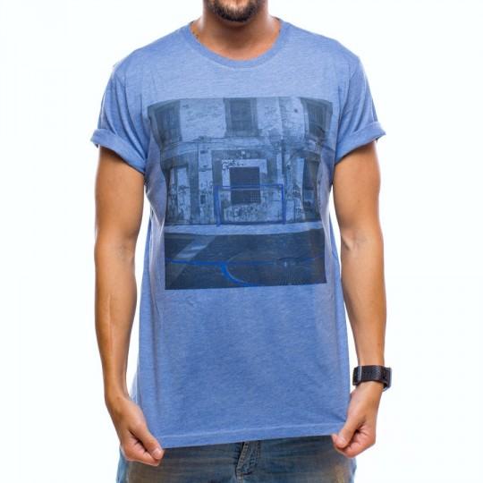 Camiseta  US360º Napoles Azul