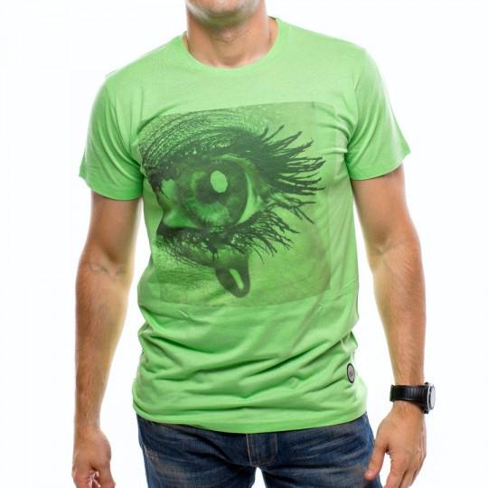 Camiseta  US360º Ojo Gol Iniesta Verde