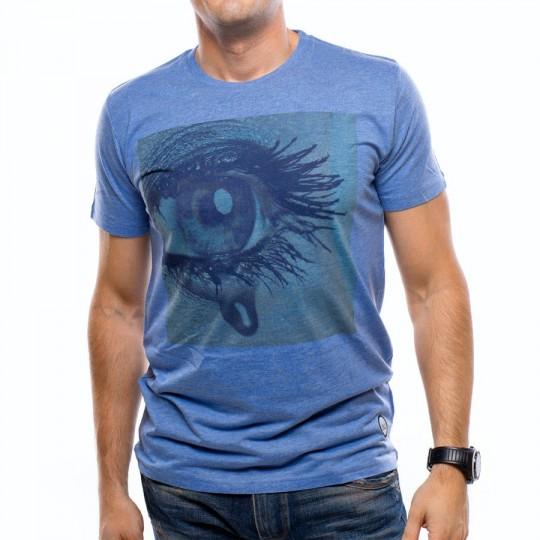 Camiseta  US360º Ojo Gol Iniesta Azul