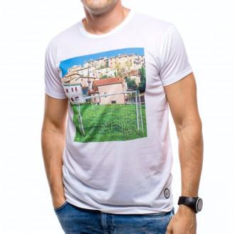 Camiseta  US360º Campo Blanca