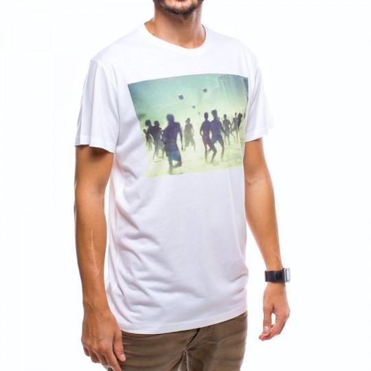 Camiseta  US360º Beach Blanca