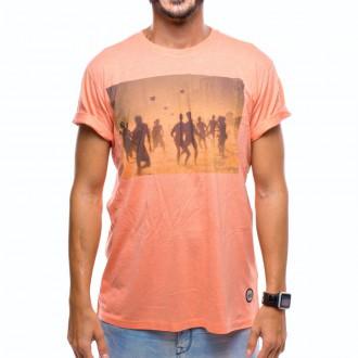 Camiseta  US360º Beach Coral