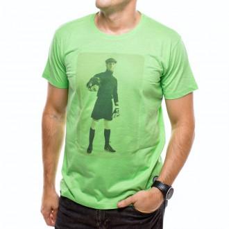 Camiseta  US360º Keeper Vintage Verde