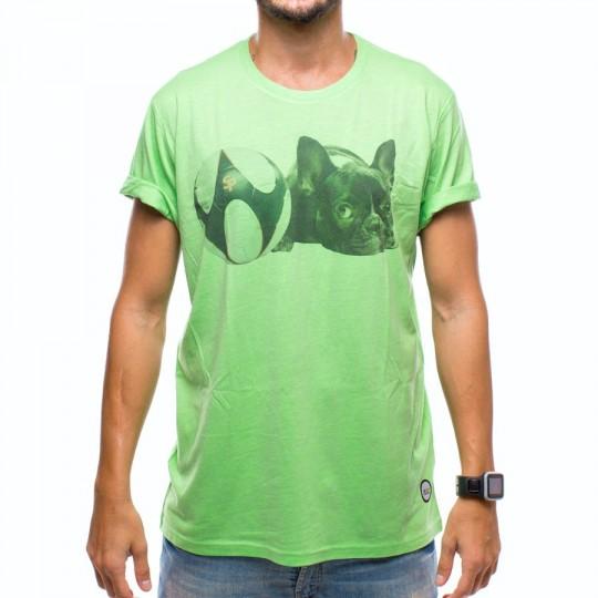 Camiseta  US360º Balldog Verde