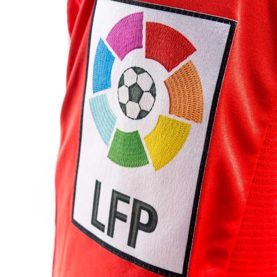 e5cfdb38b Jersey New Balance Sevilla FC Away 15-16 Red-White - Football store Fútbol  Emotion