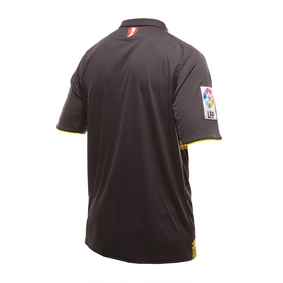 379d5c49cb Camiseta New Balance Sevilla FC Tercera Equipación. 15-16 Black-Yellow -  Soloporteros es ahora Fútbol Emotion