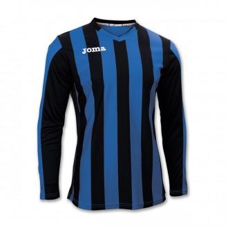 Jersey  Joma Copa m/l Royal-Black