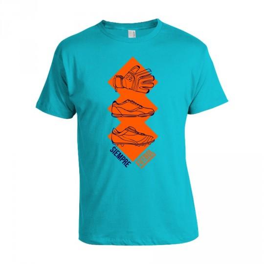 Camiseta  SP Siempre Fútbol Celeste