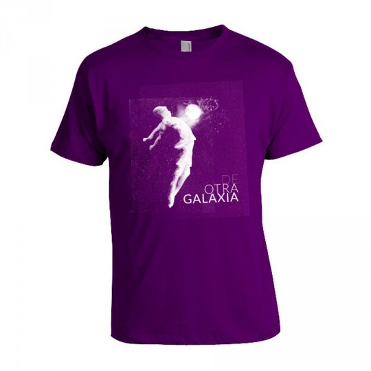 Camiseta  SP De Otra Galaxia Morada