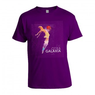 Camiseta  SP De Otra Galaxia Violeta