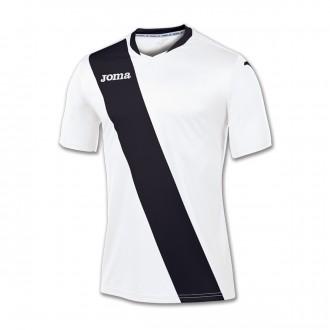 Jersey  Joma Monarcas m/c White-Black