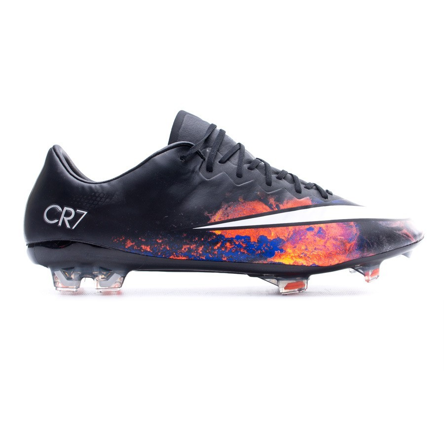 37abf62fbe3 Football Boots Nike Mercurial Vapor X CR ACC FG Black-White-Total  crimson-Purple - Tienda de fútbol Fútbol Emotion
