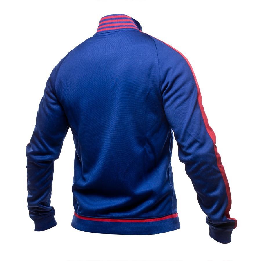 26b9dc95499f2 Chaqueta Nike FC Barcelona N98 Authentic Loyal blue-Storm red - Tienda de fútbol  Fútbol Emotion