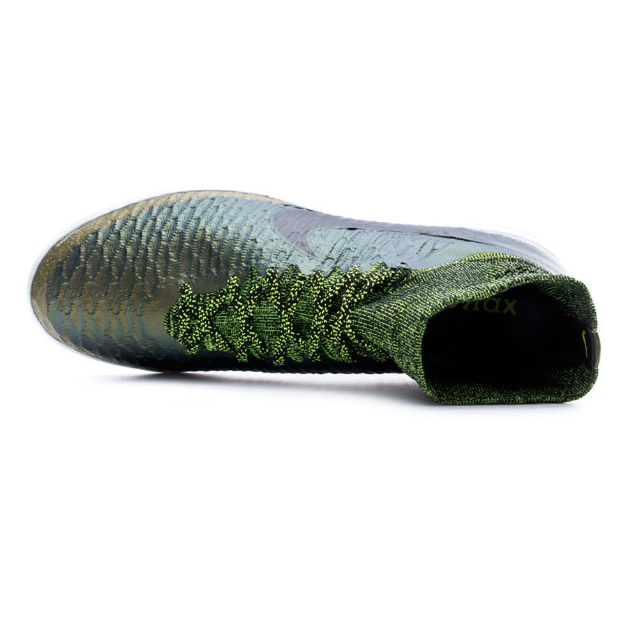 huge discount 78184 3f8af Futsal Boot Nike MagistaX Proximo IC Dark citron-Black-White-Volt -  Football store Fútbol Emotion