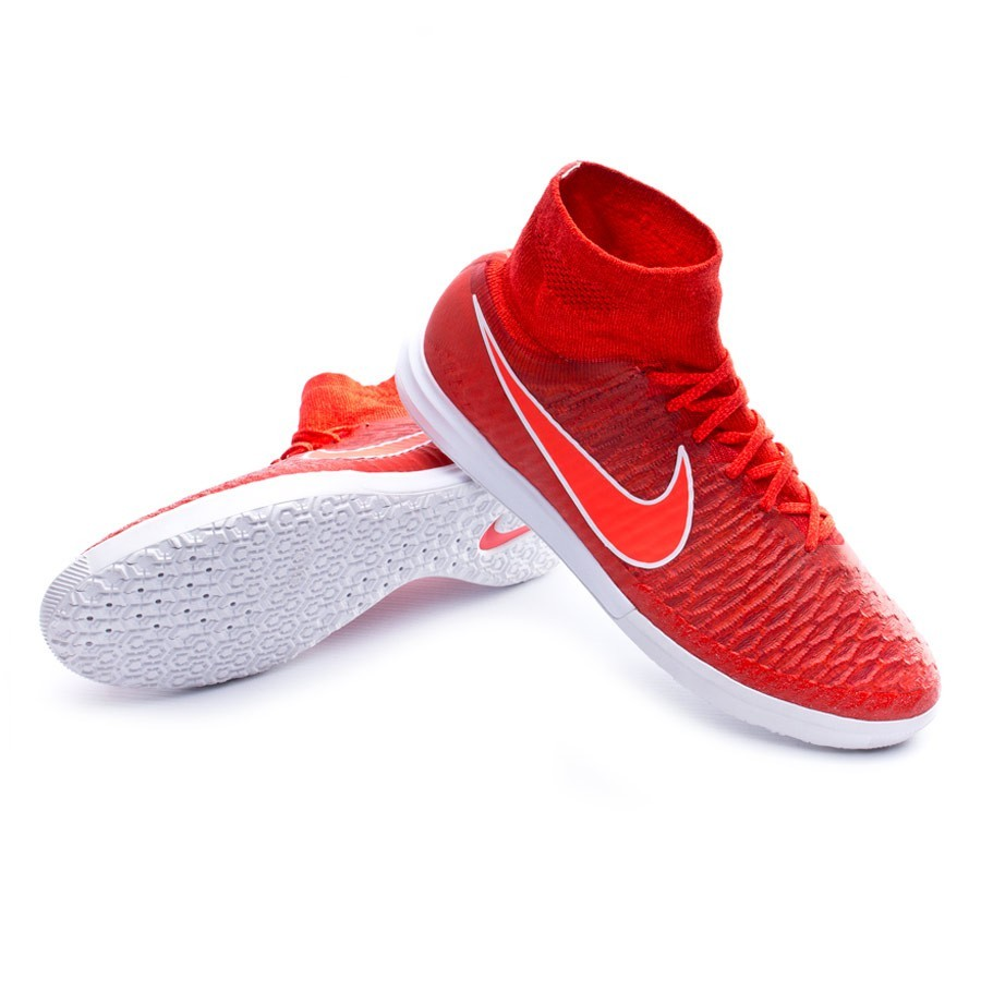 8346cf7610a1 Futsal Boot Nike MagistaX Proximo IC Challenge red-Bright crimson ...