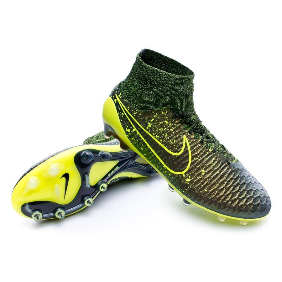 Dark Citron Nike Magista Opus 2015 2016 Boots Released