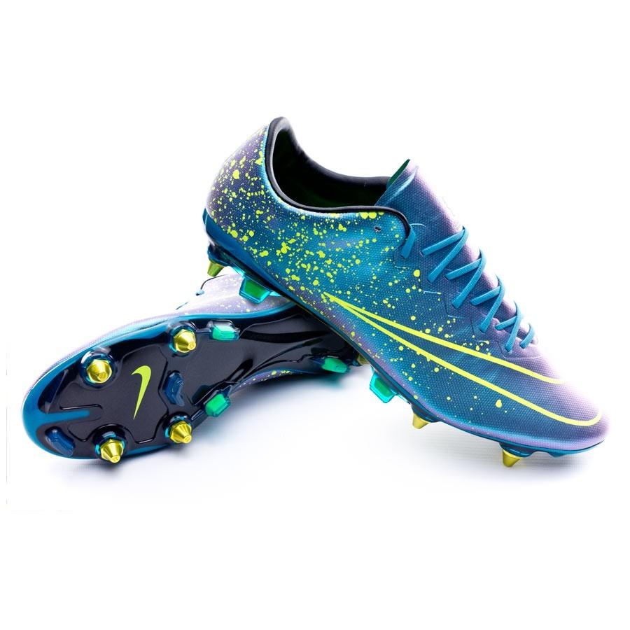 best service fde9b e1e3f Nike Mercurial Vapor X ACC SG-Pro Football Boots