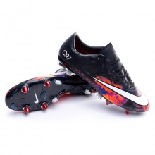 Mercurial Vapor X CR ACC SG-Pro Black-White-Total crimson-Purple