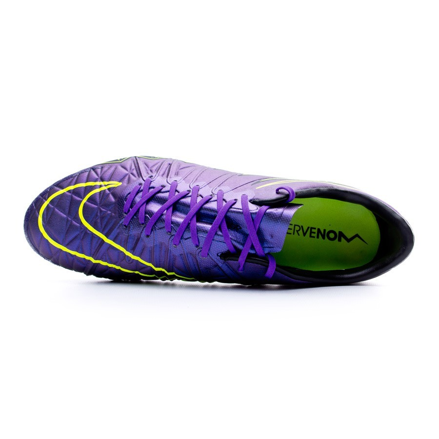 d29abddd1 Football Boots Nike Hypervenom Phinish II AG-R Hyper grape-Black-Volt -  Football store Fútbol Emotion