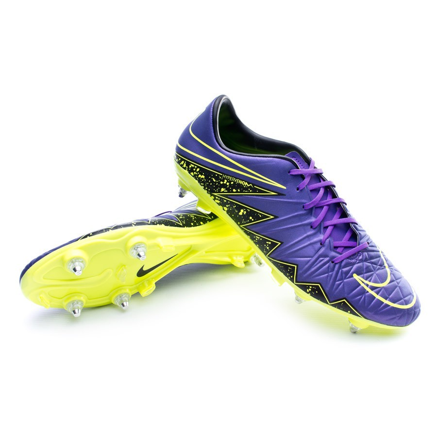 95e2e6430 ... norway boot nike hypervenom phatal ii sg pro hyper grape black volt  football store fútbol emotion