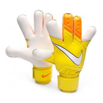 Guante  Nike Vapor Grip 3 Yellow-Total orange-White