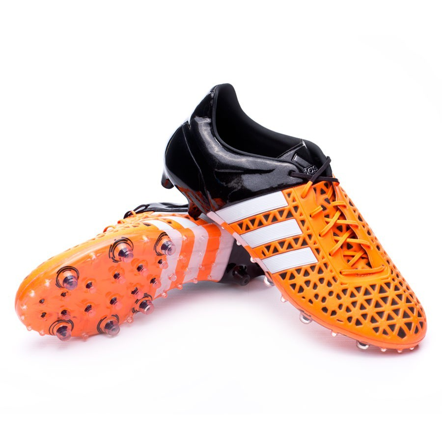 quality design 02fc4 e730c Boot adidas Ace 15.1 FG AG Solar orange - Football store Fútbol Emotion