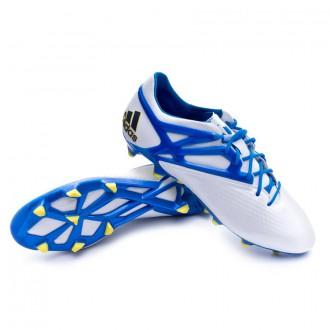 Messi 15.1 FG/AG Plata-Azul