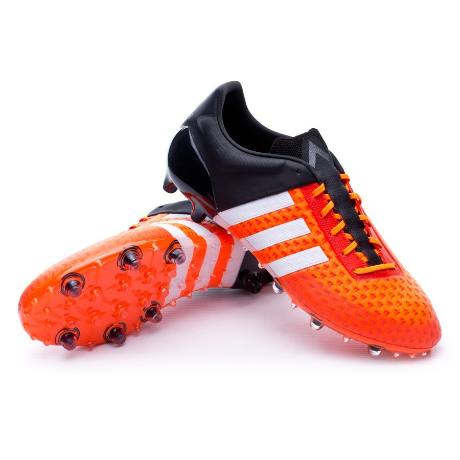 the best attitude 93744 1c750 free shipping adidas ace 15.1 orange and schwarz 0f81d b2a31