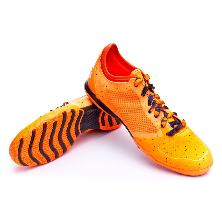 563f698b5 Futsal Boot adidas X 15.1 CT Solar Orange - Football store Fútbol Emotion