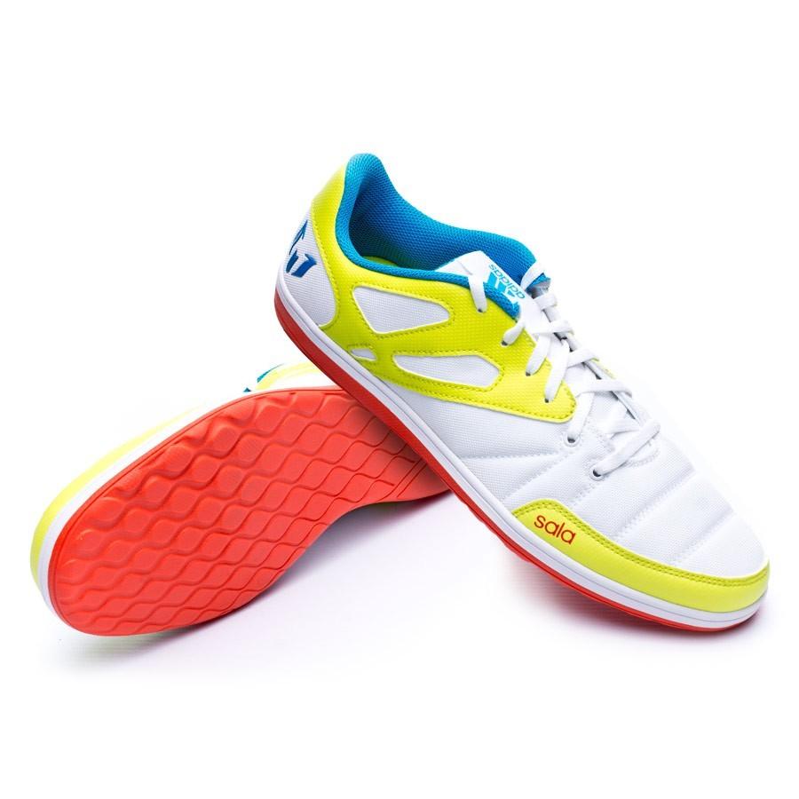 d081153a27 Sapatilha de Futsal adidas Messi 15.4 ST White - Loja de futebol ...