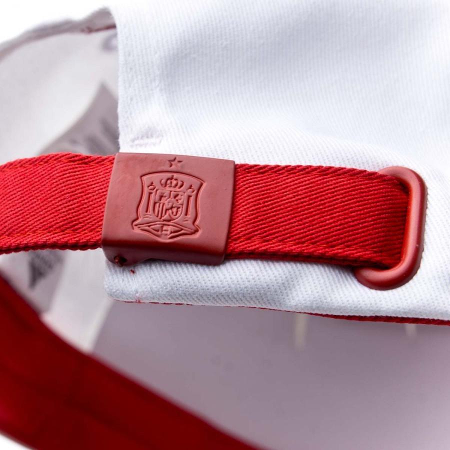 Cap adidas FEF 2016 White - Football store Fútbol Emotion 31076b74349