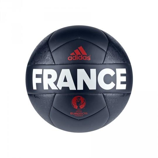 Balón  adidas Euro 16 OLP France Blanca